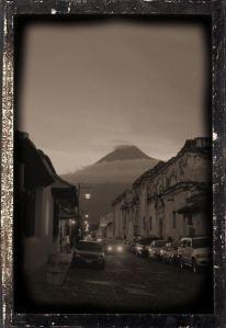 Antigua volcano 1