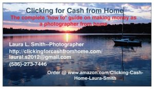 business card clicking for cash