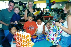 Darrens birthday 2003