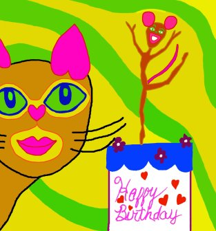 07 B-day cat & mouse 2