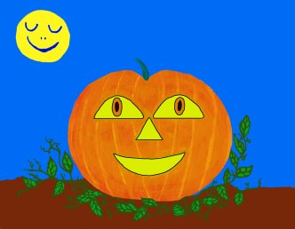 14 Halloween pumpkin