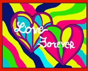 27 Hearts of love